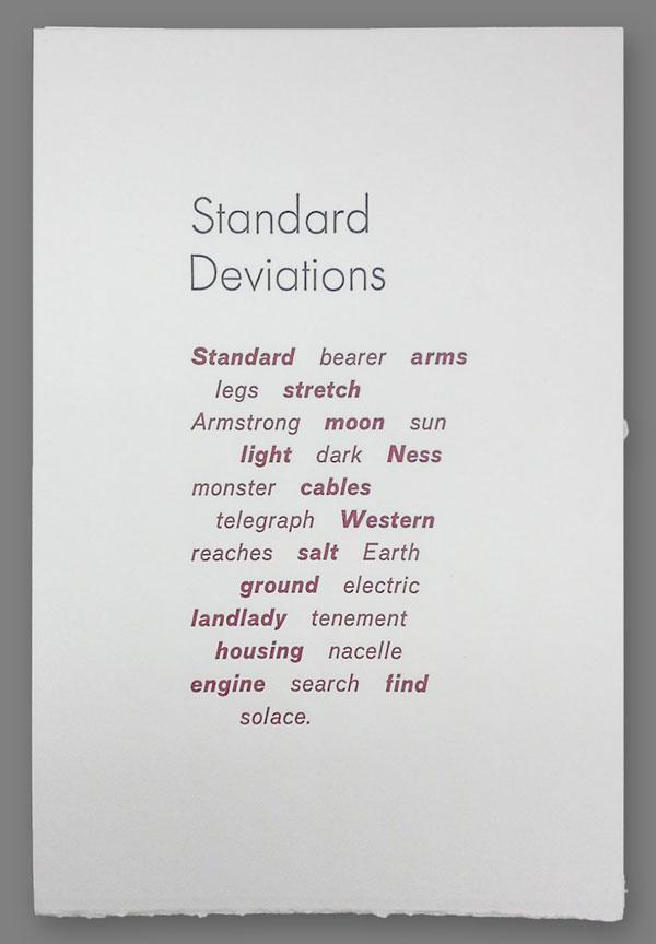 Standard-Deviations